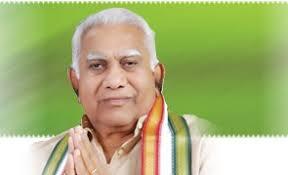 Congress MP Palvai Govardhan Reddy dies