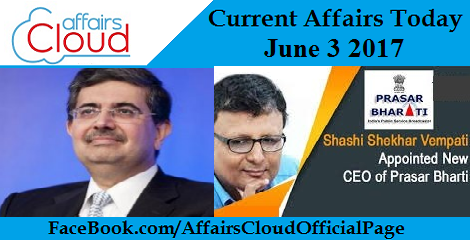 current affairs June 3 2017