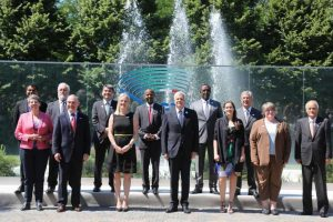 G7 environment ministers meeting 2017 held in Bologna, Italy