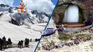 Group insurance cover for Amarnath pilgrims raised to Rs 3 lakh