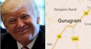Haryana's open defecation-free village to be named after Donald Trump