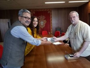 India and Portugal sign a historical agreement to promote Cooperation in the Field of Archives