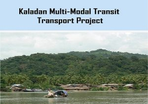 India awards road contract to complete Kaladan project in Myanmar