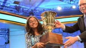 Indian-American girl Ananya Vinay wins 90th Scripps National Spelling Bee competition of US