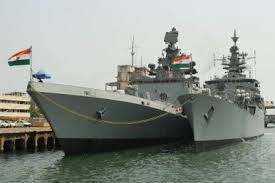 Indian Warships reach Australia to take part in Bilateral Maritime Exercise AUSINDEX-17