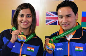 Jitu Rai-Heena Sidhu pair wins gold in ISSF World Cup, Gabala