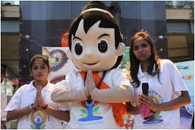 Ministry of AYUSH launches awareness drive to increase popularity of Yoga through life-size Mascots
