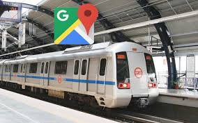 Mumbai Metro collaborates with Google Maps for geographic details