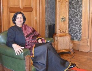 Neeru Chadha elected as first Indian woman member of ITLOS