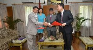 Nepal signs agreement for Mega Hydroprojects with Chinese Firm