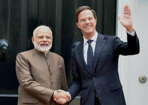 PM Modi Visit to Netherlands