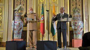 PM Modi Visit to Portugal