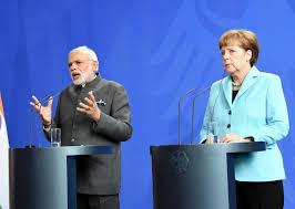 PM Modi participates in Indo-German inter-governmental consultations