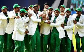 Pakistan beat India by 180 runs to win ICC Champions Trophy 2017 final