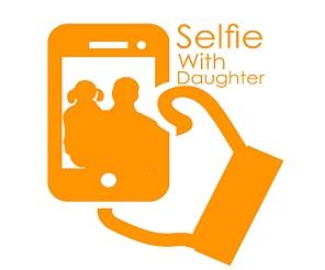 President Pranab Mukherjee launches 'Selfie with Daughter' mobile app