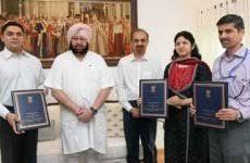 Punjab govt inks MoU with Centre, AAI