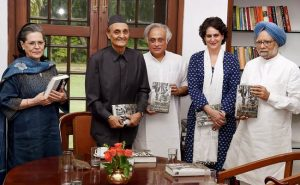 Ramesh's book on the naturalist in Indira Gandhi launched