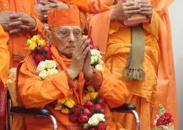 Swami Atmasthanandaji, president of Ramakrishna Mission passes away