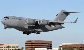 US to sell $366.2 million C-17 Globemaster aircraft to India