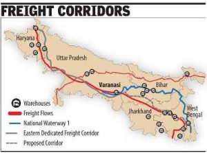 Varanasi to get India's first freight village