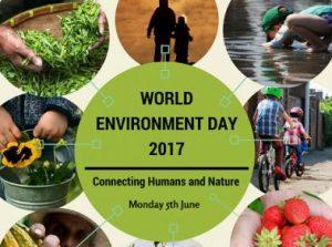 World Environment Day - June 5 2017