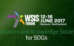 World Summit on Information Society (WSIS) Forum 2017 held in Switzerland