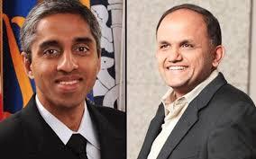 2 Indian-Americans Shantanu Narayen and Vivek Murthy to be honoured with Great Immigrants award