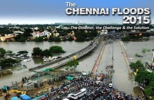 Scientists discover reasons behind 2015 Chennai Floods