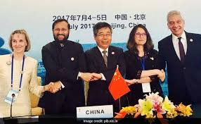 5th Meeting of BRICS Education Ministers held in Beijing, China