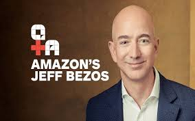 Amazon founder Jeff Bezos became world's richest man