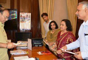 Arun Jaitley releases National Trade Facilitation Action Plan