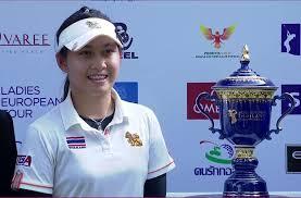 Atthaya Thitikul becomes youngest Ladies European Tour winner