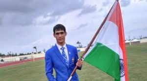 Boxer Sachin Siwach wins Gold at Commonwealth Youth Games