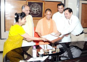 Centre, UP govt sign MoU for opening AIIMS in Gorakhpur