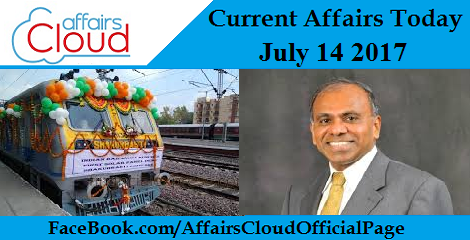 Current Affairs July 14 2017