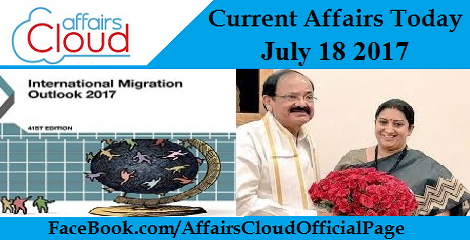 Current Affairs July 18 2017