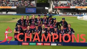 England beat India to won ICC women world cup 2017