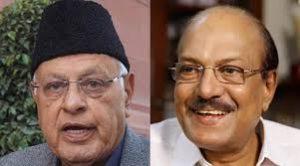 Farooq Abdullah, Kunhalikutty take oath as Lok Sabha members