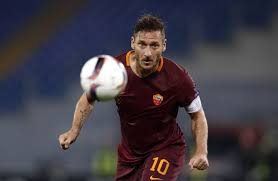 Football legend Francesco Totti confirms retirement