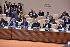 G 20 countries leaders agree for action, targeted exchange of information on terrorism