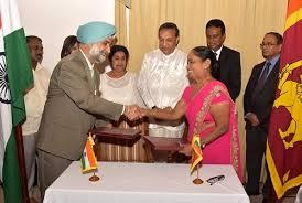 India & Sri Lanka sign MoU to develop village in Anuradhapura District