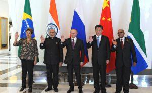 Informal BRICS Leaders meeting held in Hamburg, Germany