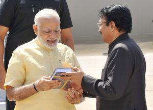 Maha Guv, CM launch book 'Mann Ki Baat - A Social Revolution on Radio'