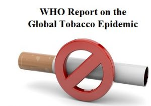 WHO Report on the Global Tobacco Epidemic