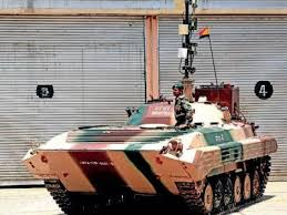 Muntra - country's first unmanned tank, rolls out from the Chennai lab
