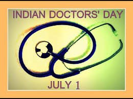 National Doctors Day - July 1 , 2017