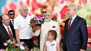 New Israeli Flower Named After PM Modi