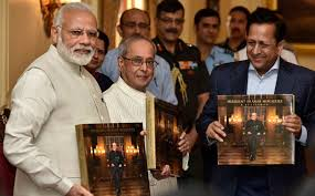 PM Modi releases book Selected Speeches of President Pranab Mukherjee