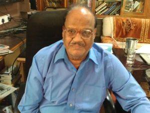adma Bhushan awardee Prof Dr P Chandra Sekharan