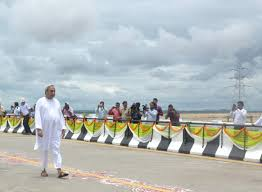 Patnaik dedicates to nation Odisha's longest bridge